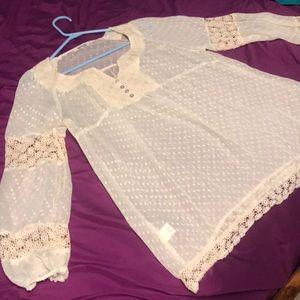 Size L blouse